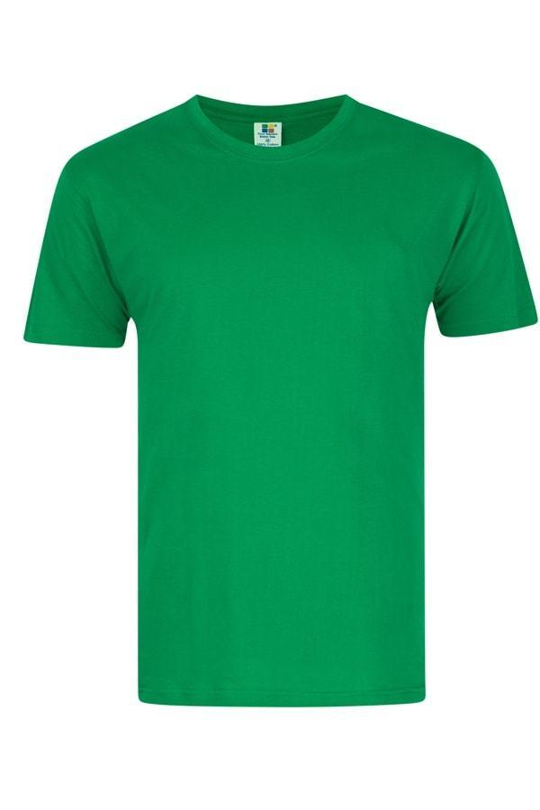 Frooty Full Cotton T-shirt - Kelly Green