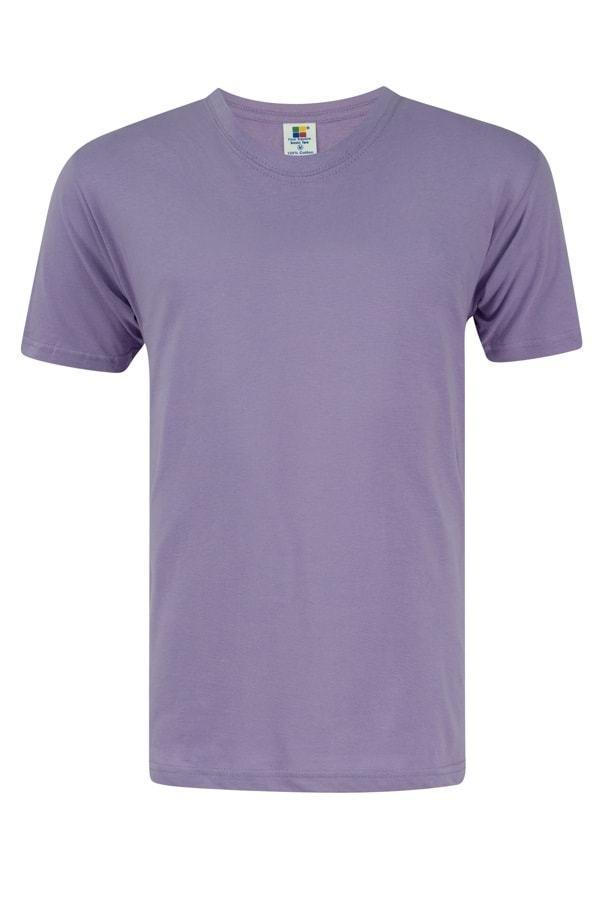 a14de877 Foursquare RoundNeck T-Shirt (160gsm) - Lavender