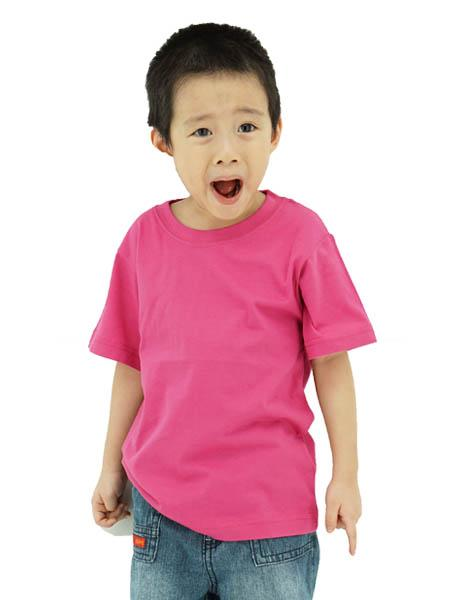 Foursquare Kids T-Shirt - Fuchsia
