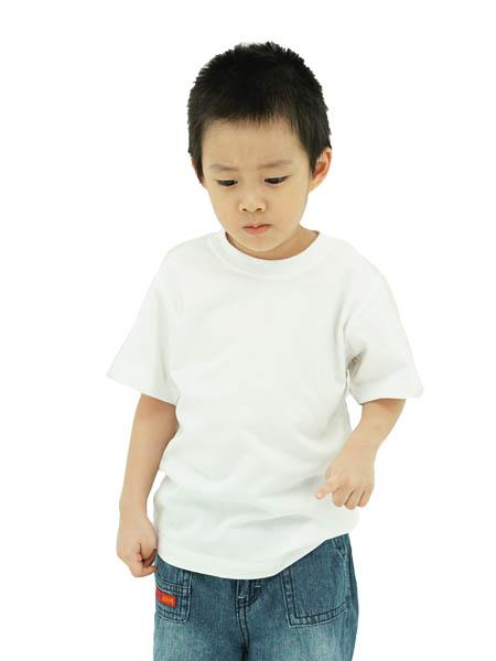 Frooty 100% Cotton Kids T-shirt - White