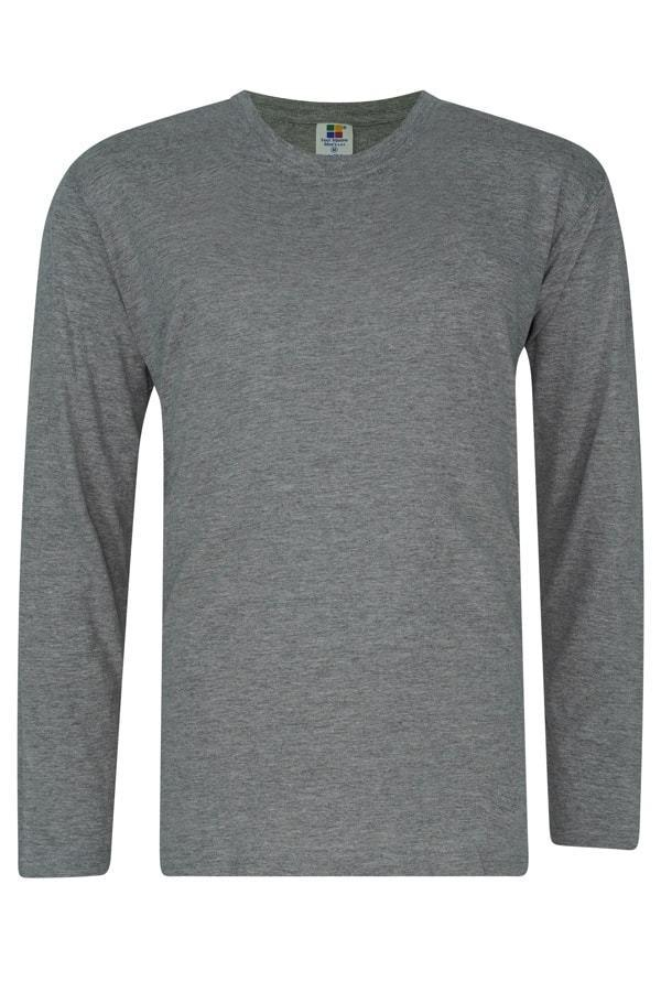 foursquare-longsleeve-cotton-t-shirt-grey melange