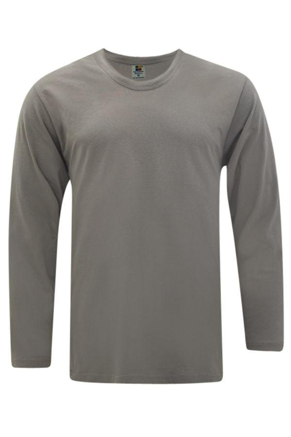 foursquare-longsleeve-cotton-t-shirt-zinc grey