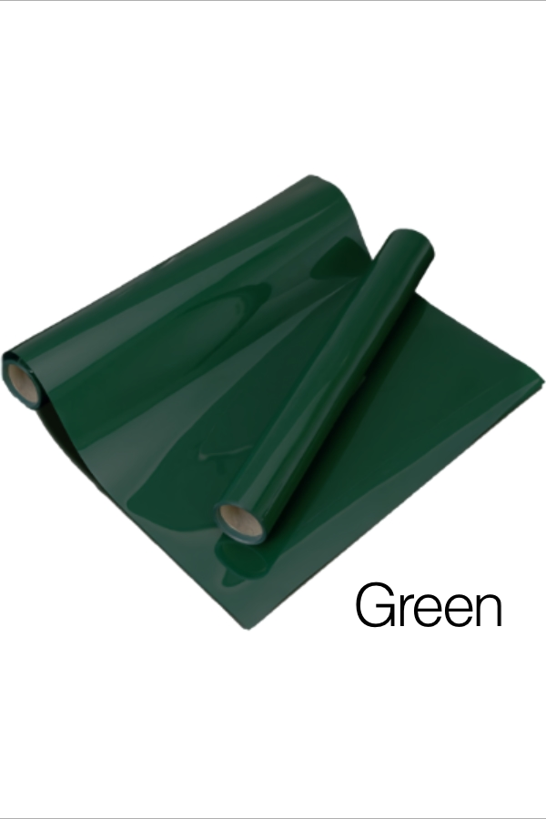 MD PVC Vinyl - Green for Heat Transfer