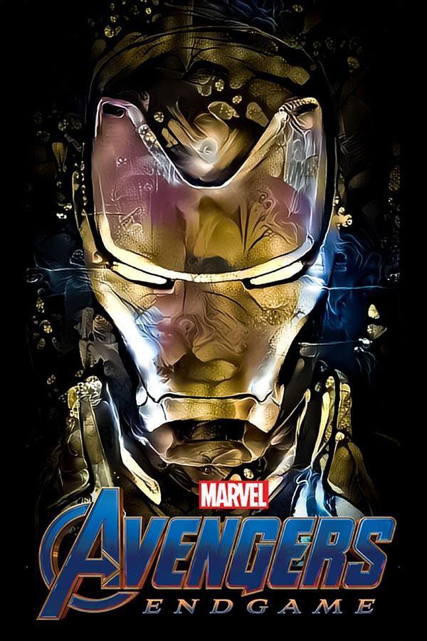 Avengers: Endgame - Iron Man T-Shirt | Avengers T-Shirt & Merchandise