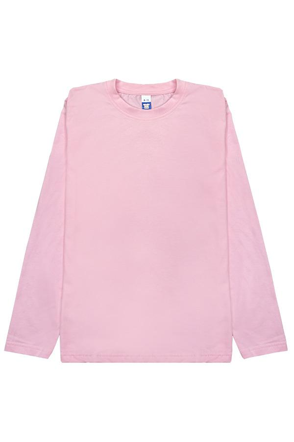 MD Kids Fullycombed Long Sleeve - Pink