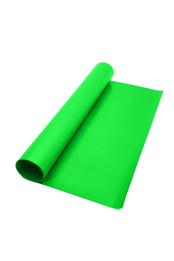 MD PU Vinyl - Neon Green for Heat Transfer