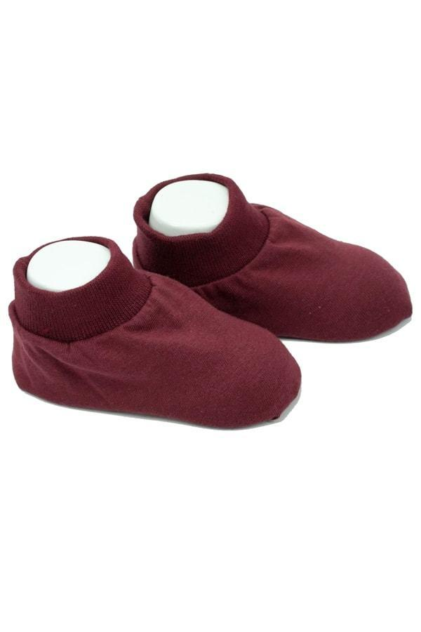 Ranger Booties - Burgundy