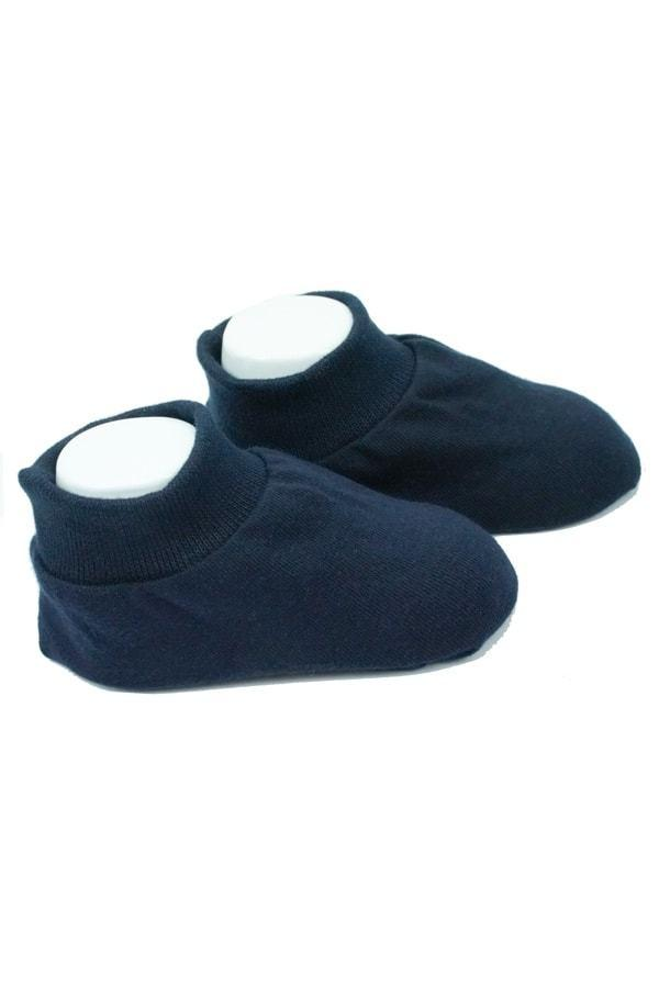 Ranger Booties - Navy Blue