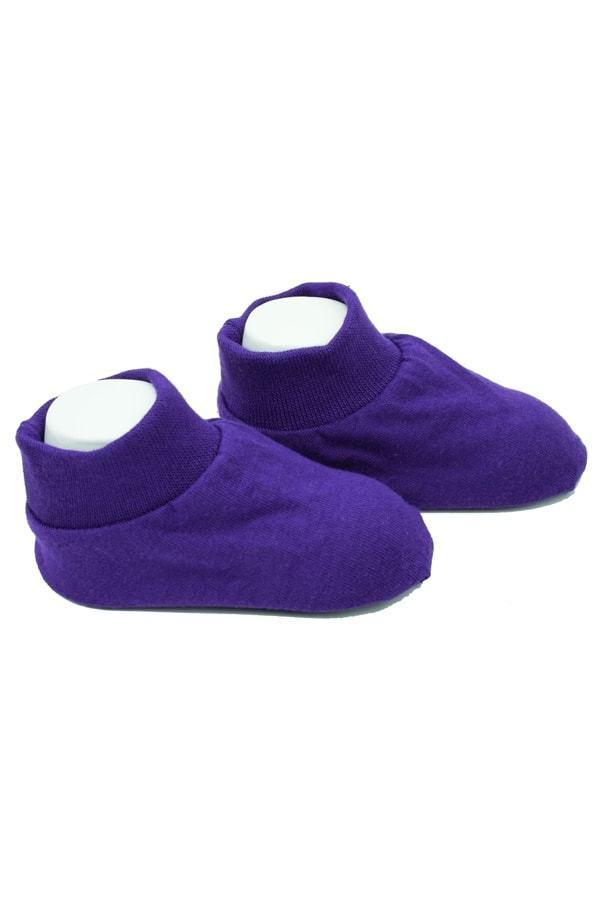 Ranger Booties - Purple