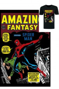 Amazing Fantasy Spiderman T-Shirt