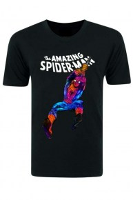 Amazing Spiderman Swinging T-Shirt