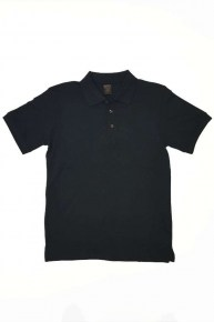 Basic Polo Clearance - Black