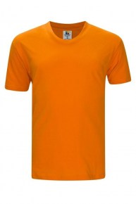 foursquare-160gsm-roundneck-orange-tshirt