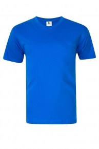 foursquare-160gsm-roundneck-royalblue-tshirt