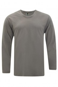 454dfdc1 Foursquare T-Shirt Special Color (Long Sleeve) -Zinc Grey