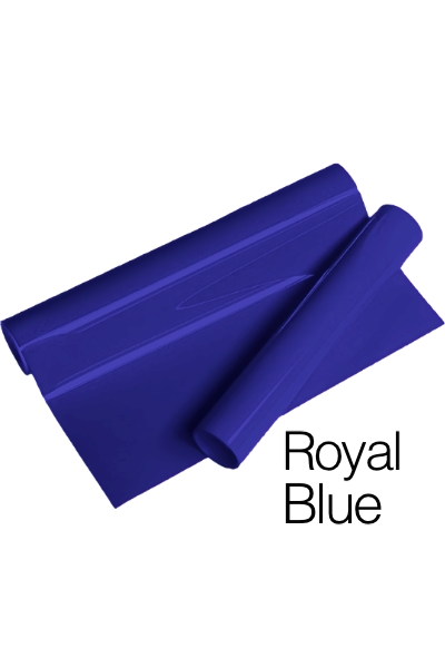 MD PVC Vinyl - Royal Blue for Heat Transfer