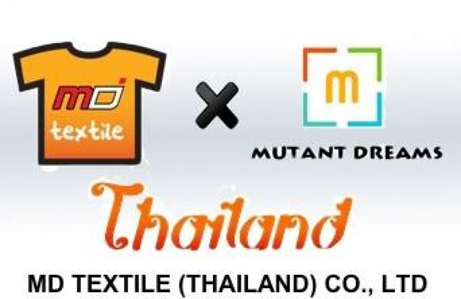 MD Textile & Mutant Dreams have landed in Thailand !!!