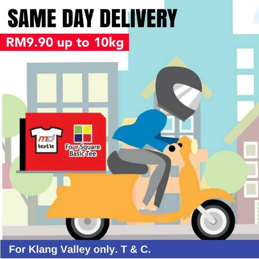 Same Day Delivery Services!