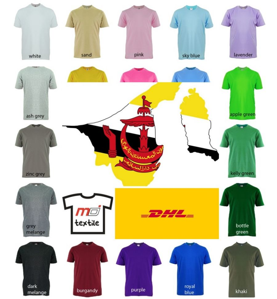 Now shipping to Brunei , through DHL Expres
