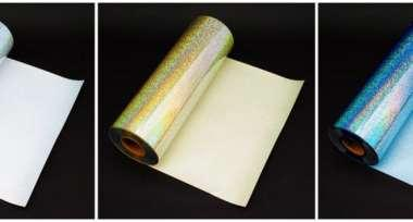 Elastic Foil - Hologram Series