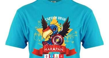 Design Captain Ubah Pakatan Harapan !!!