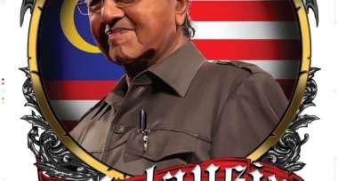 Rekaan Misi Tun Dr. Mahathir !!!
