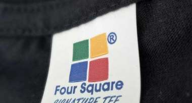 The Foursquare Signature Series T-Shirt : (175 gsm) !!!