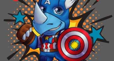 Design Captain Adil Badak Sumbu PKR - Pakatan Harapan !!!