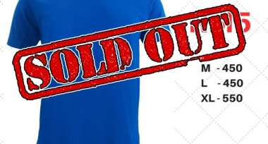 SOLD OUT Microfiber Royal Blue Shirt Thank you!