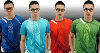 Bikash Techno Sports Jersey T-Shirt