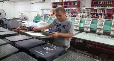 MD Textile Expert T-Shirt Printer