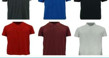 Plus Size POLO is Now Available in MD Textile !!!