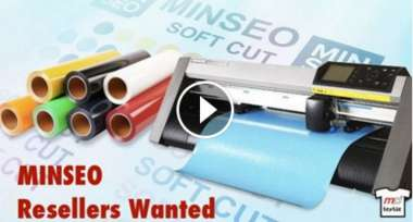 Resellers for MINSEO Heat Transfer Wanted !