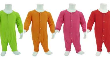 Basic Baby Jumpsuits by Happybiri