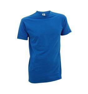 Foursquare RoundNeck T-Shirt (160gsm) -Royal Blue