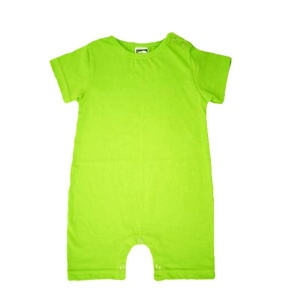 Vintage Rompers Apple Green