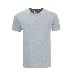 Foursquare RoundNeck T-Shirt (160gsm) - Ash Grey