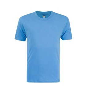 Foursquare T-Shirt Special Color (Short Sleeve) - Azure