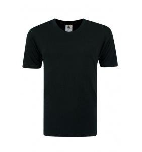 Foursquare RoundNeck T-Shirt (160gsm) -Black