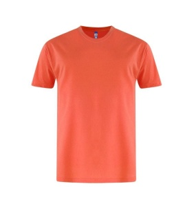 Foursquare T-Shirt Special Color (Short Sleeve) - Coral