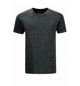 Foursquare RoundNeck T-Shirt (160gsm) -Dark Melange