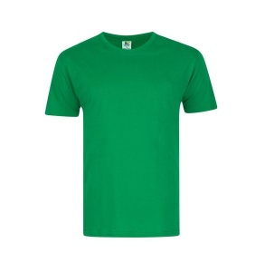 Foursquare T-Shirt RoundNeck T-Shirt (160gsm) - Kelly Green