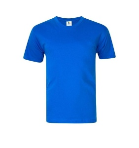 Foursquare RoundNeck T-Shirt (160gsm) -Royal Blue