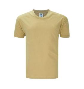 Foursquare RoundNeck T-Shirt (160gsm) - Sand