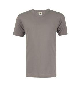 Foursquare RoundNeck T-Shirt (160gsm) - Zinc Grey