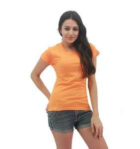 MAXIMUS Ladies Round Neck Orange